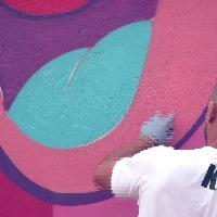 Bud Spencer e Terence Hill nel murale ischitano di Koso