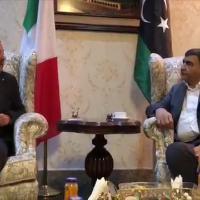 """Migranti, Salvini a Tripoli: """"Abbiamo proposto centri di accoglienza a sud della Libia"""""""