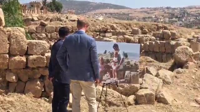 """Giordania, William visita i luoghi dove Kate visse da bambina: """"Ha amato davvero questo Paese"""""""