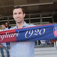 Il croato Srna a Cagliari: sono felice di giocare in una bella squadra e in un buon club