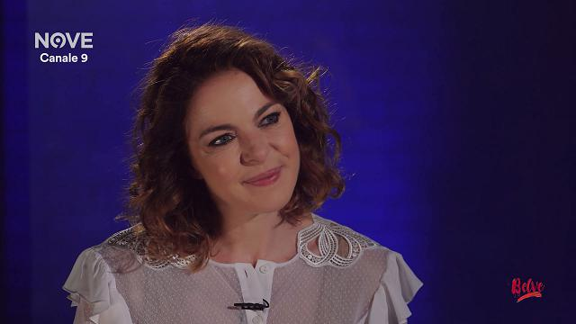 Claudia Gerini a Belve 'Molestata da ragazzina'