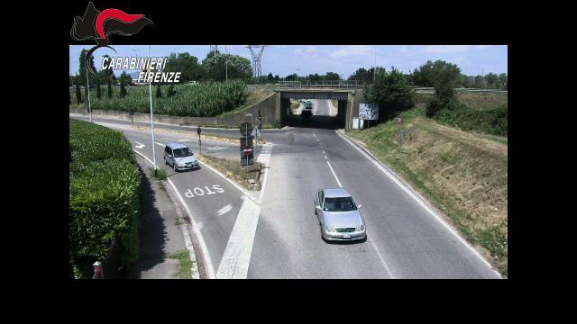 Morte Duccio Dini, il folle l'inseguimento tra le auto prima dell'impatto