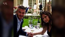 David e Victoria Beckham, in crisi? La coppia festeggia il 19° anniversario di matrimonio a Parigi
