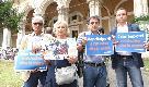 Migranti, associazioni consegnano petizione con 25mila firme a Ministro Toninelli:
