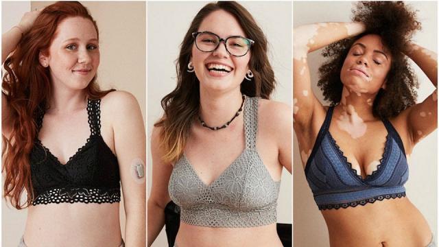 Modelle disabili o con malattie croniche, ogni corpo merita di essere rappresentato: la campagna di intimo Aerie