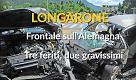 Longarone, frontale sull'Alemagna: tre feriti, due gravi