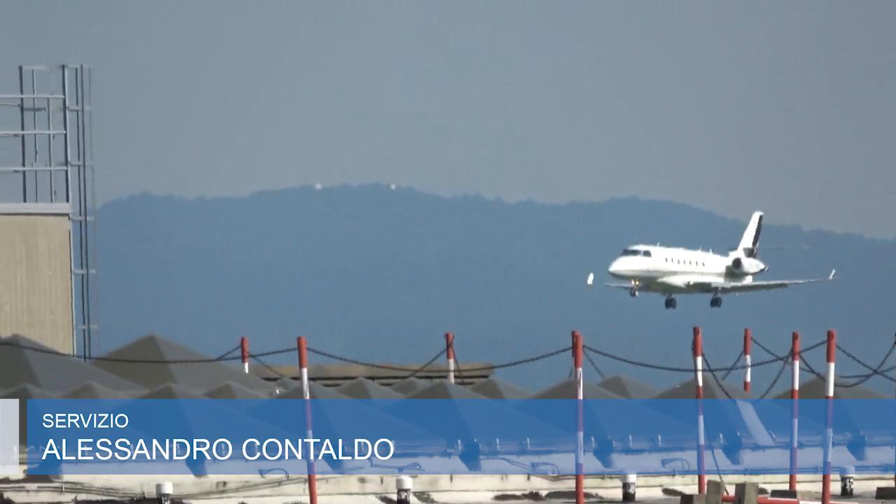 Costo Jet Privato Ronaldo : Torino ronaldo arriva con un giorno d anticipo l