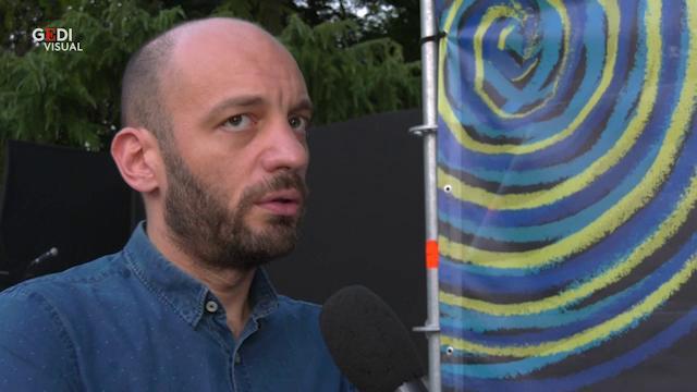 """Modena, Tizian ai Giardini presenta il libro """"Rinnega tuo padre"""""""
