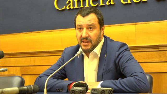 """Denuncia migranti morti Open Arms, Salvini: """"Nessuno in mare, solo meschina propaganda"""""""
