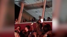 Michelle di nuovo allo show di Beyoncé e Jay-Z: il balletto stavolta è con Barack