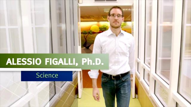 Alessio Figalli, italiano vince