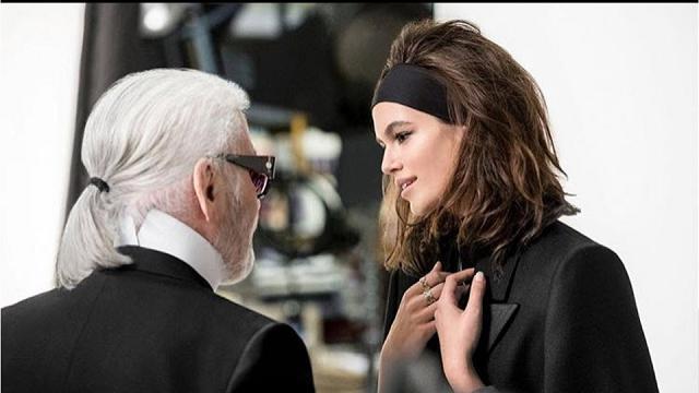 Kaia Gerber, da modella a designer: la sua capsule collection per Karl Lagerfeld