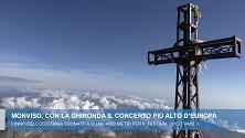 L'inno occitano in vetta al Monviso per il concerto più alto d'Europa