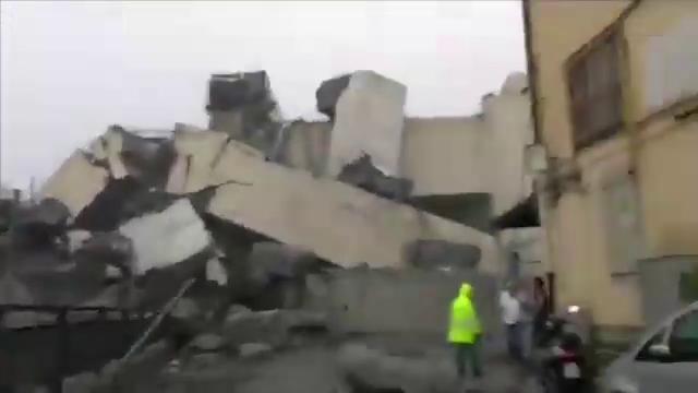 """Crollo ponte Genova, l'ingegnere che aveva lanciato l'allarme: """"Tecnologia fallimentare"""""""