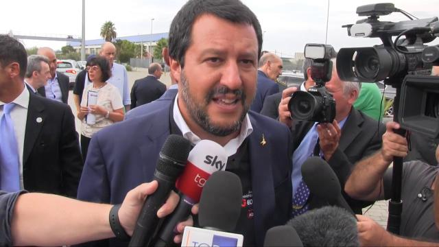 "Genova, crolla ponte Morandi. Salvini: ""Subito i nomi dei colpevoli"""