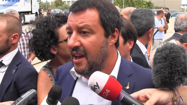 """Aquarius, Salvini: """"Nave andrà a Malta, il coraggio del Governo ha svegliato l'Europa"""""""