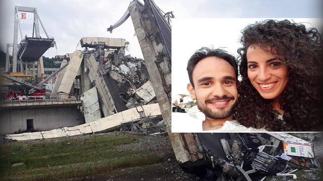 Genova, crollo ponte Morandi. La storia di Marta, giovane infermiera morta con il fidanzato