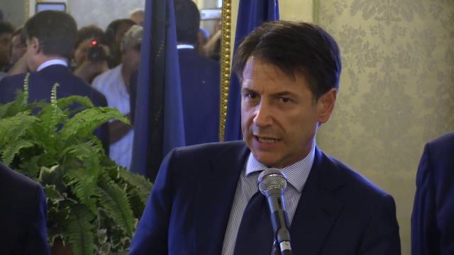 """Genova, crollo ponte Morandi. Conte: """"Revocheremo concessione ad Autostrade"""""""