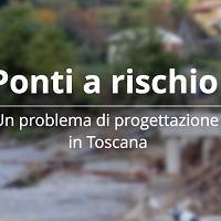 Crollo di Genova, ecco perché anche in Toscana centinaia di ponti sono a rischio