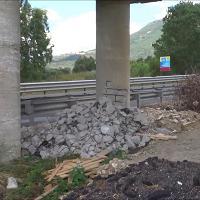 Allerta ponti, il cavalcavia di Mesumundu a Siligo
