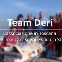 Team Deri: l'associazione Toscana che realizza i sogni dei malati