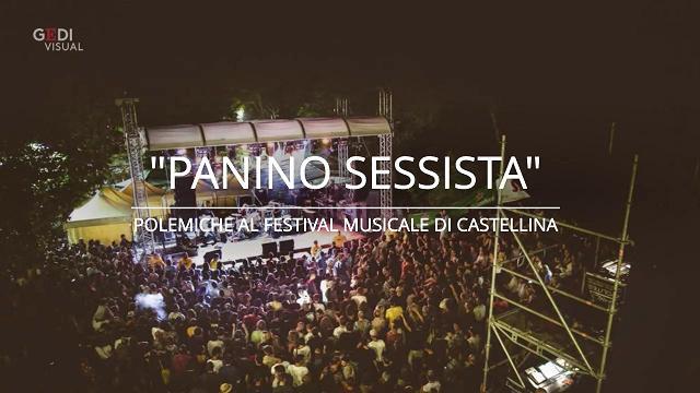 Panino sessista, scoppia la polemica al festival di Castellina