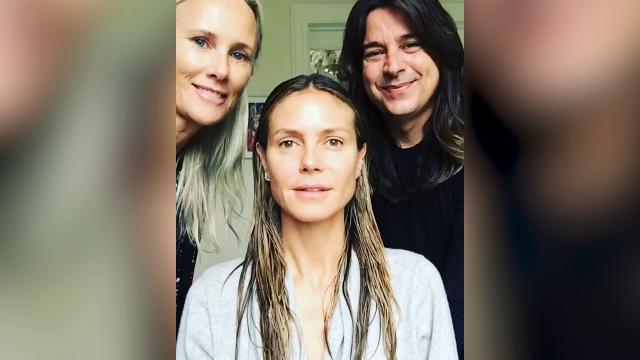 America's Got Talent, Heidi Klum prima e dopo il trucco: il timelapse della modella