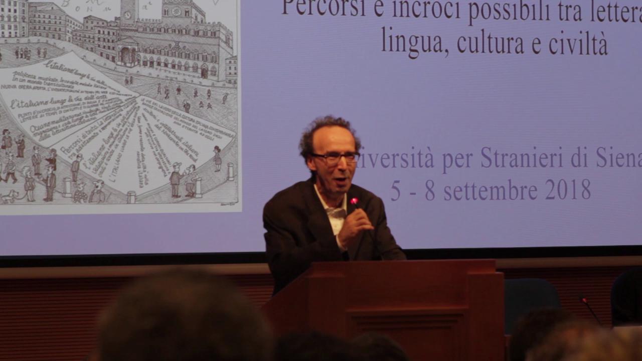 Siena benigni legge dante e commenta la politica italiana for Repubblica politica