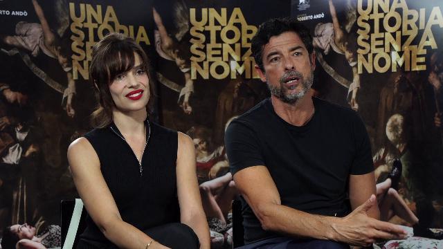 """Micaela Ramazzotti e Alessandro Gassmann: """"Coppia del mistero nel film di Andò"""""""
