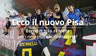 Oltre 4mila tifosi per il nuovo Pisa: vi riconoscete?