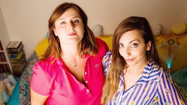 """Federica Cacciola e Michela Giraud sono """"Le Buone Donne"""": la nuova webserie tutta al femminile"""