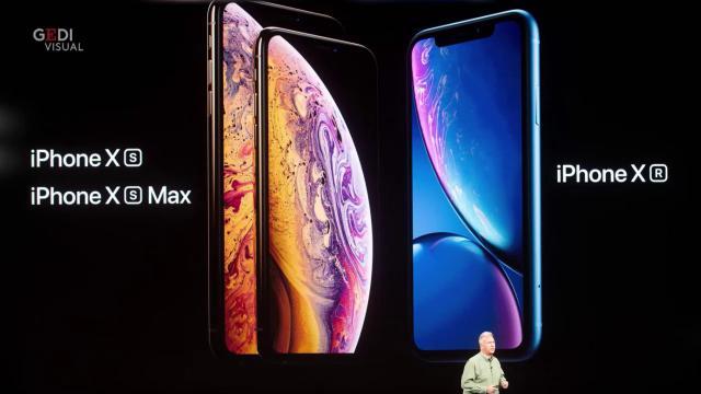 Apple La Prova Di Iphone Xs E Xs Max Oro Fuori Ma Il Tesoro è