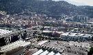 Ponte Morandi, le immagini dall'alto di Genova divisa in due