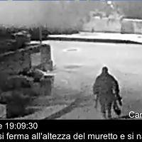 Ittireddu, uccide un uomo a fucilate: ecco il killer ripreso dalle telecamere