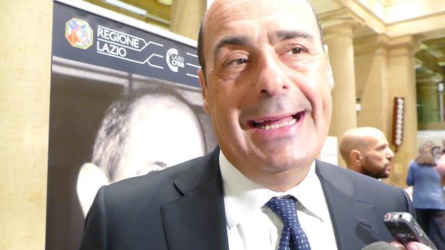 """Pd, Zingaretti: """"Calenda vuole segretario psichiatra? Voltiamo pagina, tutti in piazza il 30 settembre"""""""