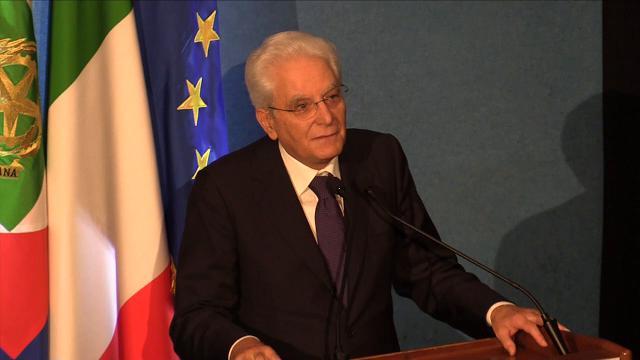 """Mattarella: """"Milano e la Lombardia alla guida del Paese"""""""