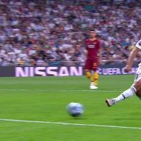 Champions, il no-look irriverente di Asensio: così sfuma l'azione capolavoro contro la Roma