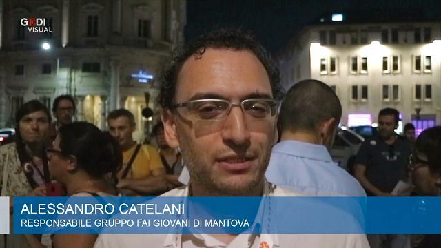 A spasso per Mantova con i giovani del Fai sui luoghi della Resistenza