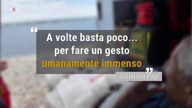 Malato vuole vedere il mare, l'ambulanza si ferma: i commenti dei lettori
