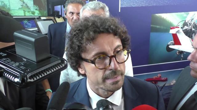 "Genova, Toninelli sul nuovo Ponte Morandi: ""Sarà luogo dove poter giocare e mangiare"""