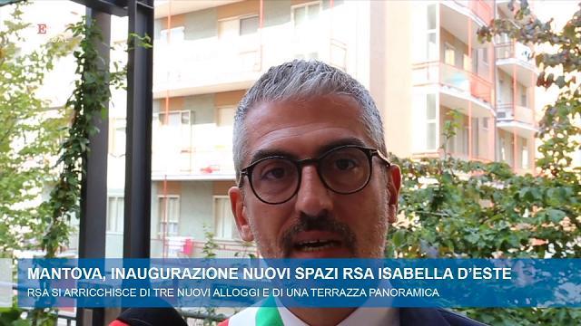 Mantova, nuovi alloggi e terrazza panoramica per gli anziani della casa di riposo