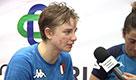"""Europei scherma paralimpica, Bebe Vio: """"Le medaglie di squadra sono le più belle''"""