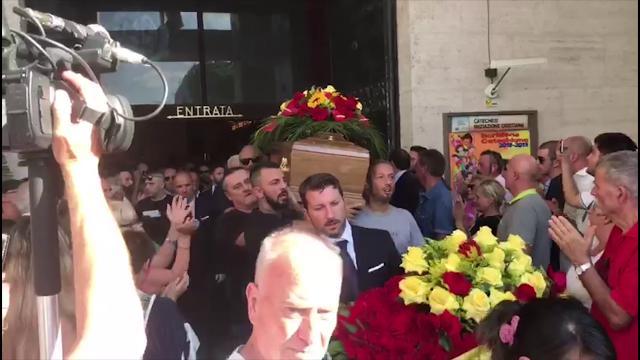 """La Roma saluta Giorgio Rossi. Totti e Conti: """"È stato un padre"""""""