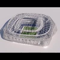 Madrid, restyling Bernabeu: schermo a 360 gradi e copertura retraibile