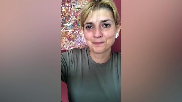 """Roma, Micaela Quintavalle in lacrime: """"E' arrivata la lettera di licenziamento da Atac"""""""