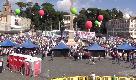 Manifestazione Pd a Roma, le immagini di piazza del Popolo vista dall'alto