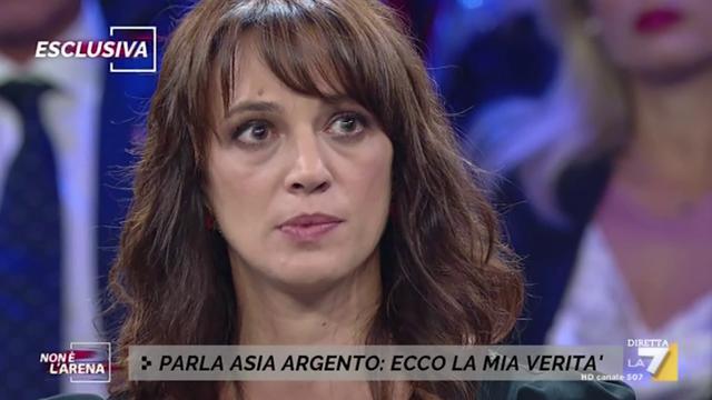 Asia Argento in lacrime: «Non ho fatto nulla, voglio tornare a X Factor»