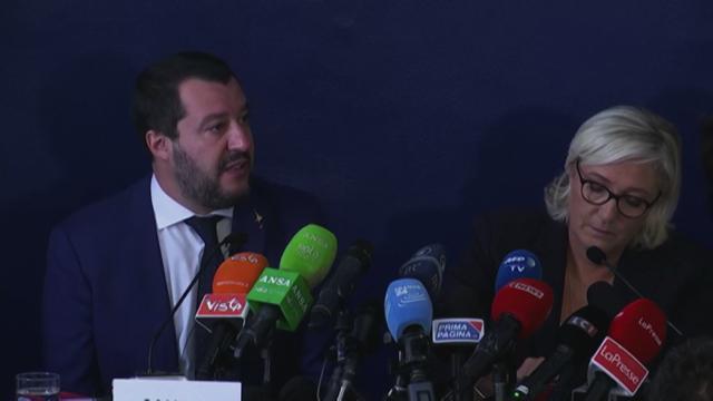 """Spread oltre 300, Salvini: """"Frutto di speculazioni di chi punta sul crollo dell'Italia"""""""