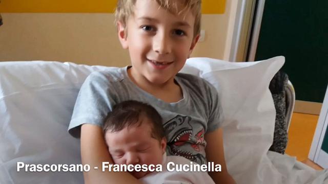 I neonati della settimana in Canavese