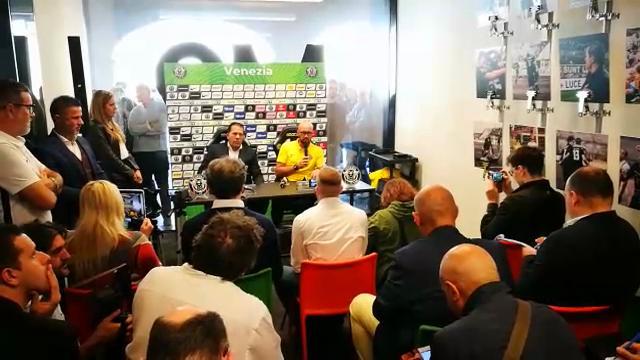 Walter Zenga nuovo allenatore del Venezia Calcio